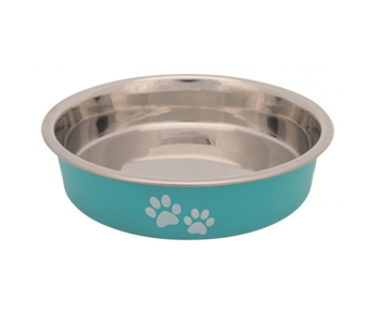 TRIXIE Stainless Steel Bowl - Miska metalowa - 0,25 l / 13 cm