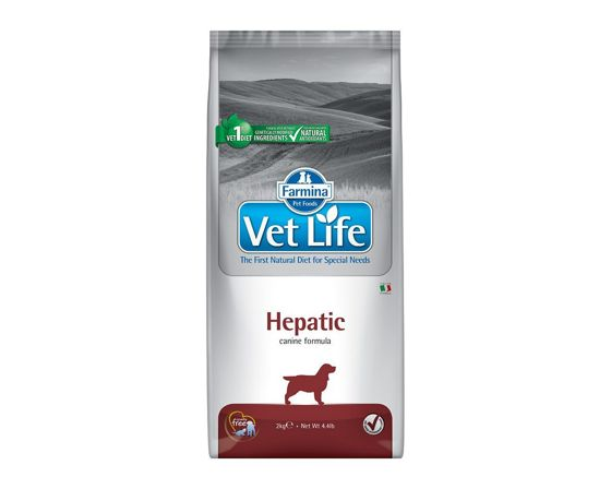 FARMINA Vet Life - Hepatic canine - 2 kg